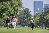 Pat Perez (USA) walks up the 6th during the preview of the World Golf Championships, Mexico, Club De Golf Chapultepec, Mexico City, Mexico. 2/28/2018.<br /> Picture: Golffile | Ken Murray<br /> <br /> <br /> All photo usage must carry mandatory copyright credit (&copy; Golffile | Ken Murray)