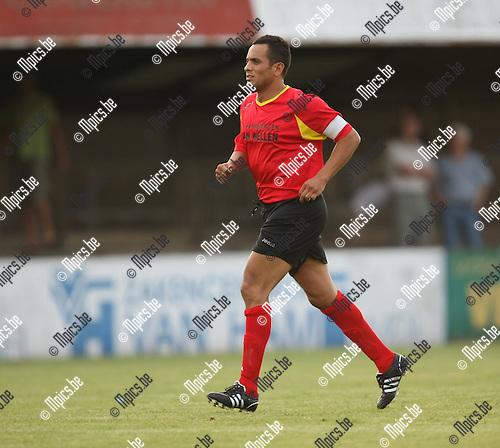 2008-07-29 / Voetbal / seizoen 2008-2009 / Kapellen FC / Rachid Allachi..Foto: Maarten Straetemans (SMB)