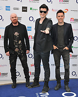 The Script at the Nordoff Robbins O2 Silver Clef Awards 2018, Grosvenor House Hotel, Park lane, London, England, UK, on Friday 06 July 2018.<br /> CAP/CAN<br /> &copy;CAN/Capital Pictures