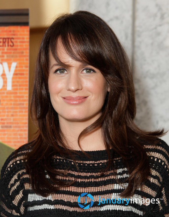 "BEVERLY HILLS, CA - JUNE 06:  Elizabeth Reaser attends a Fox Searchlight screening Of ""The Art Of Getting By"" at Clarity Theater on June 6, 2011 in Beverly Hills, California.  (Photo by Todd Williamson/WireImage)"