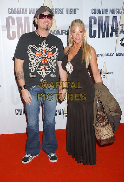 CLEDUS T. JUDD.2007 CMA Awards, Country Music's Biggest Night, held at the Sommet Center, Nashville, Tennessee, USA, .07 November 2007..full length .CAP/ADM/LF.©Laura Farr/AdMedia/Capital Pictures.