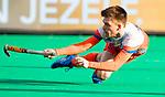 ROTTERDAM -  Thierry Brinkman (NED)  scoort maar het doelpunt wordt afgekeurd voor bolle kant   tijdens de Pro League hockeywedstrijd heren, Nederland-Spanje. COPYRIGHT KOEN SUYK