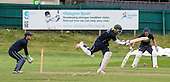 Image courtesy of Cricket Scotland - Arbroath V Clydesdale — Citylets Scottish Cup Final at West of Scotland - for further information please contact Ben Fox, Cricket Scotland, on 07825 172 348 - picture by Donald MacLeod - 21.08.16 - 07702 319 738 - clanmacleod@btinternet.com - www.donald-macleod.com