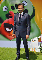 "LOS ANGELES, USA. August 10, 2019: Eugenio Derbez at the premiere of ""The Angry Birds Movie 2"" at the Regency Village Theatre.<br /> Picture: Paul Smith/Featureflash"