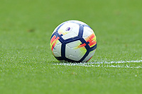 Premier League Ball during West Ham United vs Everton, Premier League Football at The London Stadium on 13th May 2018