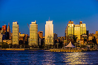 Hudson River Park, New York, New York USA.