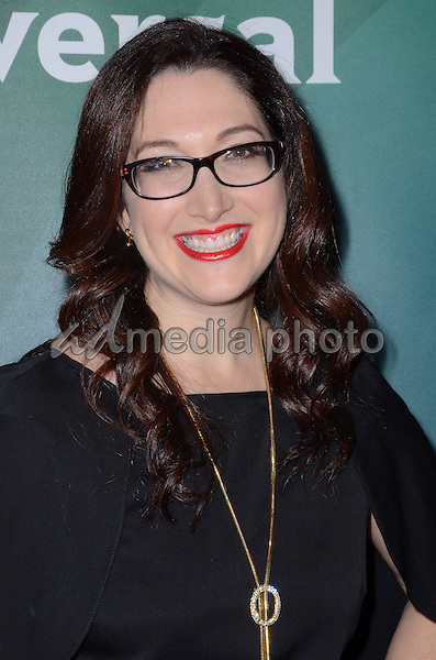 14 January  - Pasadena, Ca - Randi Zuckerberg. NBC Universal Press Tour Day 2 held at The Langham Huntington Hotel. Photo Credit: Birdie Thompson/AdMedia