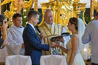 K and W Wedding