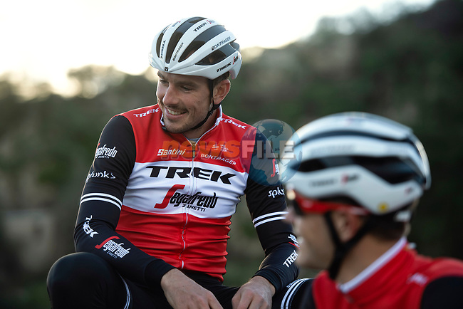 John Degenkolb (GER) Trek-Segafredo training camp held in Siracusa, Sicily, Italy.  14th December 2018.<br /> Picture: Trek Factory Racing/Sam Needham | Cyclefile<br /> <br /> <br /> All photos usage must carry mandatory copyright credit (&copy; Cyclefile | Trek Factory Racing/Sam Needham)