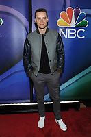 NEW YORK, NY - MAY 13: Jesse Lee Soffer at the NBC 2019 Upfront Presentation at the Four Seasons Hotel in New York City on May 13, 2019. <br /> CAP/MPI/JP<br /> ©JP/MPI/Capital Pictures