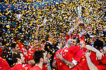Olympiakos, campeon de la Euroliga 2012. FINAL FOUR 2012. FINAL: CSKA MOSKOVA vs OLYMPIAKOS. 13rd May 2012. Estambul