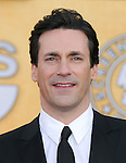 Jon Hamm at the 17th Screen Actors Guild Awards held at The Shrine Auditorium in Los Angeles, California on January 30,2011                                                                               © 2010 DVS/ Hollywood Press Agency