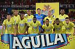 Independiente Medellín venció como local 1-0 a Atlético Bucaramanga. Partido aplazado de la fecha 1 Liga Águila II-2016.