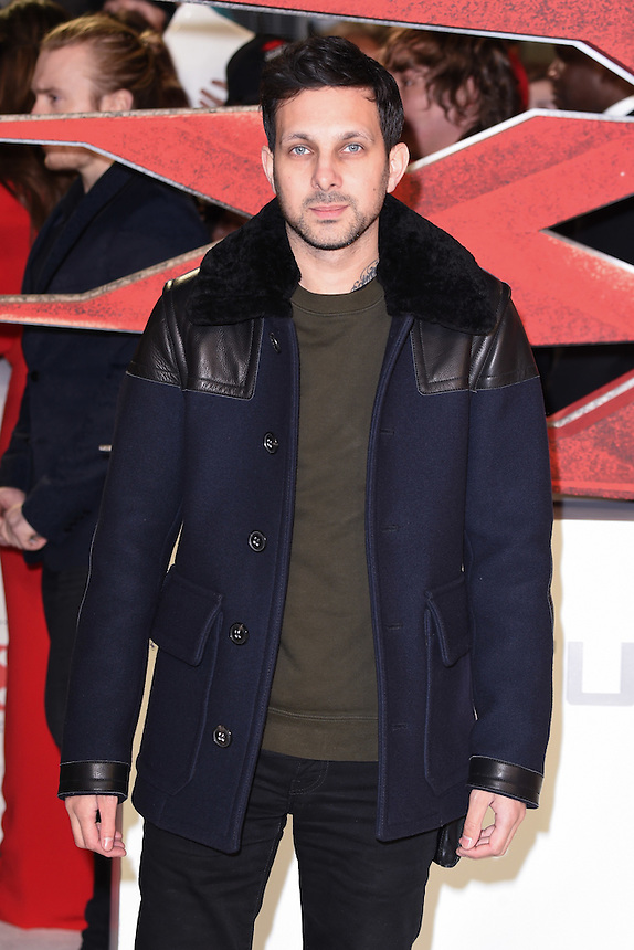 Dynamo<br /> at the &quot;xXx: Return of Xander Cage&quot; premiere at O2 Cineworld, Greenwich , London.<br /> <br /> <br /> &copy;Ash Knotek  D3216  10/01/2017