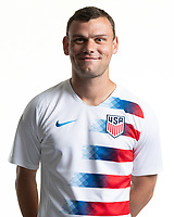 Rome, GA - Friday, June 21, 2019:  Para 7 USMNT headshot of Andrew Bremer.