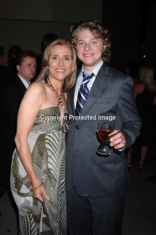2137 Meredith Vieira and son Ben Cohen.jpg | Robin Platzer/Twin Images