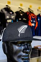 A black cap during Day 2 of the Second International Cricket Test match, New Zealand V England, Hagley Oval, Christchurch, New Zealand, 31th March 2018.Copyright photo: John Davidson / www.photosport.nz