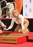 HOLLYWOOD, CA- APRIL 27: Actress Jane Fonda attends actress Jane Fonda's Handprint/Footprint Ceremony during the 2013 TCM Classic Film Festival at TCL Chinese Theatre on April 27, 2013 in Los Angeles, California.