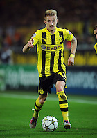 FUSSBALL   CHAMPIONS LEAGUE   SAISON 2012/2013   GRUPPENPHASE   Borussia Dortmund - Ajax Amsterdam                            18.09.2012 Marco Reus (Borussia Dortmund) Einzelaktion am Ball