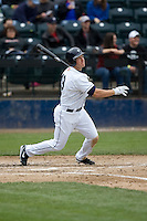 June 8, 2008: Tacoma Rainiers' Nicholas Blasi at-bat during a Pacific Coast League game against the Fresno Grizzlies at Cheney Stadium in Tacoma, Washington.