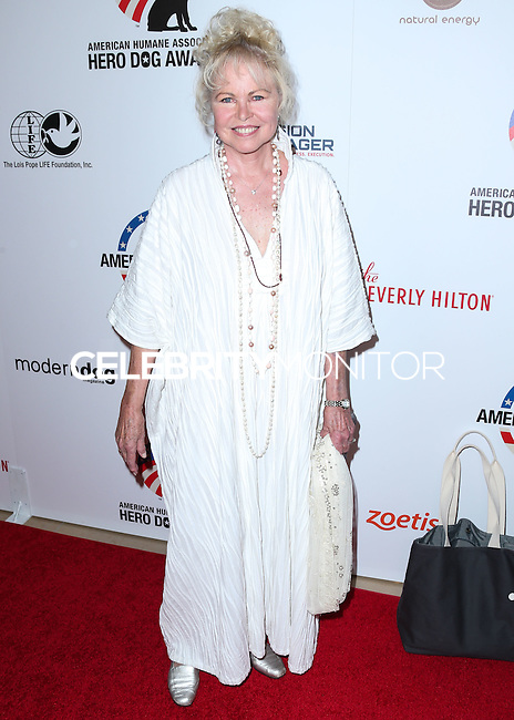 BEVERLY HILLS, CA, USA - SEPTEMBER 27: Michelle Phillips arrives at the 4th Annual American Humane Association Hero Dog Awards held at the Beverly Hilton Hotel on September 27, 2014 in Beverly Hills, California, United States. (Photo by Xavier Collin/Celebrity Monitor)