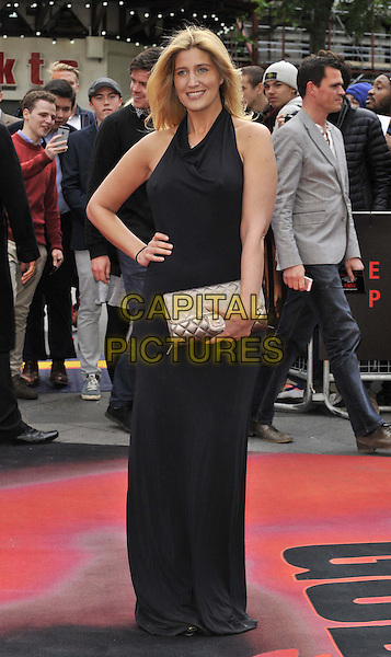 LONDON, ENGLAND - MAY 11: Francesca &quot;Cheska&quot; Hull attends the &quot;Godzilla&quot; UK film premiere, Odeon Leicester Square cinema, Leicester Square, on Sunday May 11, 2014 in London, England, UK.<br /> CAP/CAN<br /> &copy;Can Nguyen/Capital Pictures