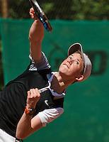 Netherlands,  Dordrecht,  August 03,  2015,  Tennis,  National Junior Championships,  NJK,  TV Dash 35,     Lars Kuijpers<br /> Photo: Tennisimages/Henk Koster