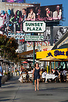 Sunset Plaza/ Sunset Strip