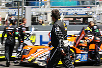 MECHANIC  RACING TEAM NEDERLAND (NDL) DALLARA P217 GIBSON LMP2