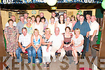Sean O'Sullivan Ballyfinnane celebrates his 60th birthday with his family and friends in the Shanty bar Ballyfinnane on Saturday