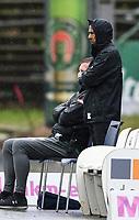 Trainer Jos Luhukay (FC St. Pauli) - 23.05.2020: Fussball 2. Bundesliga, Saison 19/20, Spieltag 27, SV Darmstadt 98 - FC St. Pauli, emonline, emspor, v.l. Stadionansicht Innenraum, Rasen Uebersicht vor dem Spiel<br /> <br /> <br /> Foto: Florian Ulrich/Jan Huebner/Pool VIA Marc Schüler/Sportpics.de<br /> Nur für journalistische Zwecke. Only for editorial use. (DFL/DFB REGULATIONS PROHIBIT ANY USE OF PHOTOGRAPHS as IMAGE SEQUENCES and/or QUASI-VIDEO)