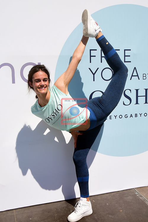 Free Yoga by Oysho.<br /> Thais Enriquez.