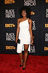 OITNB ACTRESS VICKY JEUDY  ATTENDS THE 2016 BLACK GIRLS ROCK! Hosted by TRACEE ELLIS ROSS  Honors RIHANNA (ROCK STAR AWARD), SHONDA RHIMES (SHOT CALLER), GLADYS KNIGHT LIVING LEGEND AWARD), DANAI GURIRA (STAR POWER), AMANDLA STENBERG YOUNG, GIFTED & BLACK AWARD), AND BLACK LIVES MATTER FOUNDERS PATRISSE CULLORS, OPALL TOMETI AND ALICIA GARZA (CHANGE AGENT AWARD) HELD AT NJPAC