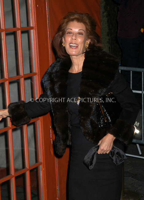 Actress  arrives at the 2003 National Review Board Awards Gala at the 'Tavern on the Green', New York City. January 13 2004. Please byline: AJ SOKALNER/NY Photo Press.   ..*PAY-PER-USE*      ....NY Photo Press:  ..phone (646) 267-6913;   ..e-mail: info@nyphotopress.com