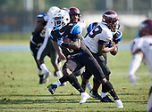 Lovasea' Carroll (6) - Norland Vikings (Miami) vs IMG Academy Football on October 26, 2019 at IMG Academy in Bradenton, Florida.  (Mike Janes Photography)