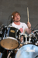 Ground Components performing at the 2007 Golden Plains Festival