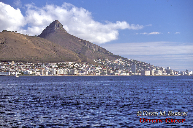 View Of Capetown
