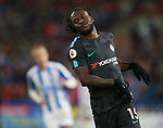 Victor Moses of Chelsea during the premier league match at the John Smith's Stadium, Huddersfield. Picture date 12th December 2017. Picture credit should read: Simon Bellis/Sportimage