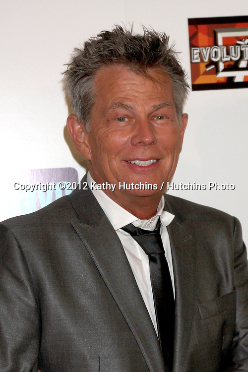 """LOS ANGELES - OCT 21:  David Foster arrives at  """"The Real Housewives of Beverly Hills"""" Season three premiere red carpet event at Roosevelt Hotel on October 21, 2012 in Los Angeles, CA"""