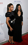 "HOLLYWOOD, CA. - November 24: Actress/Singer Beyonce Knowles and mother Tina Knowles arrive on the red carpet of the Los Angeles Premiere of ""Cadillac Records"" at The Egyptian Theater on November 24, 2008 in Hollywood, California."