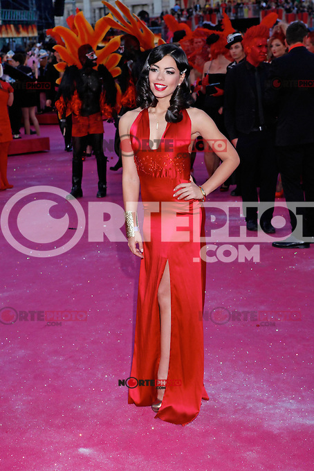 """Fernanda Brandao attending the """"20th Life Ball"""" AIDS Charity Gala 2012 held at the Vienna City Hall. Vienna, Austria, 19th May 2012...Credit: Wendt/face to face /MediaPunch Inc. ***FOR USA ONLY**"""