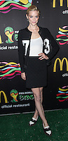 NEW YORK CITY, NY, USA - JUNE 05: Jamie King at the 2014 FIFA World Cup McDonald's Launch Party held at Pillars 38 on June 5, 2014 in New York City, New York, United States. (Photo by Jeffery Duran/Celebrity Monitor)