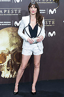 Maria Botto attends to the premiere of 'La Peste' at Callao Cinemas in Madrid, Spain. January 11, 2018. (ALTERPHOTOS/Borja B.Hojas) /NortePhoto.com NORTEPHOTOMEXICO