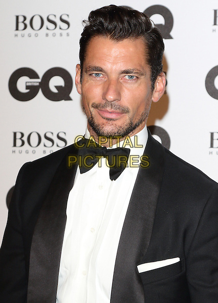 David Gandy at the GQ Men of the Year Awards 2016 - in association with Hugo Boss -  Tate Modern, Bankside, London on 6th September 2016<br /> CAP/ROS<br /> &copy;ROS/Capital Pictures