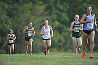 Stevenson University held the first of three home meets for the current school year on Tuesday evening at their Greenspring Campus.