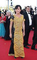 "Lio attends the "" Nebraska "" Premiere during the 66th Cannes Film Festival"