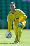 Keeper Jeroen Gies of FC Groningen,