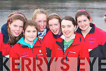 CLUB: Siobha?n Fenton, Dania Qasim, Niamh Fenton, Sarah Murray, Deirdre Kerins and Lisa Murray from Workman's Rowing club who competed at the regatta in Killorglin on Saturday.   Copyright Kerry's Eye 2008
