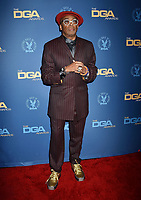 HOLLYWOOD, CA - FEBRUARY 02: Spike Lee attends the 71st Annual Directors Guild Of America Awards at The Ray Dolby Ballroom at Hollywood & Highland Center on February 02, 2019 in Hollywood, California.<br /> CAP/ROT/TM<br /> ©TM/ROT/Capital Pictures