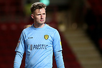 Burton Albion goalkeeper, Bradley Collins, on loan from Chelsea during Charlton Athletic vs Burton Albion, Sky Bet EFL League 1 Football at The Valley on 12th March 2019